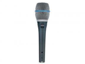 Kondensatoriniai mikrofonai