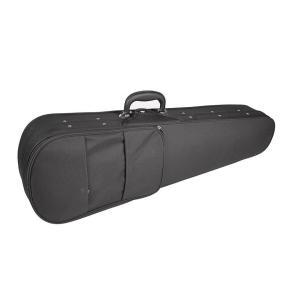 Leonardo VC-1334-BK Basic series violin case 3/4