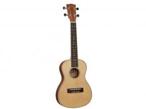 Ukulelės, gitarėlės, kelioninės gitaros