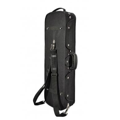 Leonardo VC-47-GR Pro series violin case 4/4 2