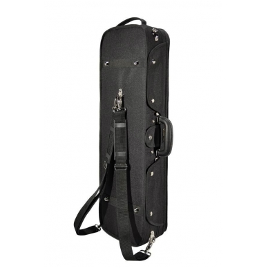 Leonardo VC-47-BR Pro series violin case 4/4 2
