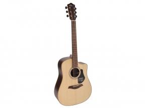 Akustinės gitaros su pajungimu