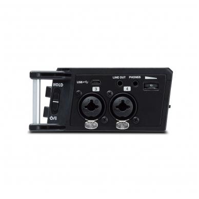 6 kanalų įrašymo įrenginys - Marantz PMD-706 9