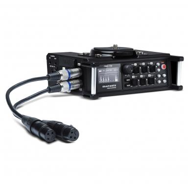 6 kanalų įrašymo įrenginys - Marantz PMD-706 3