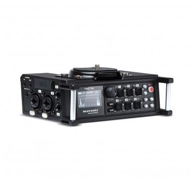 6 kanalų įrašymo įrenginys - Marantz PMD-706