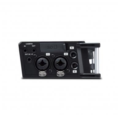6 kanalų įrašymo įrenginys - Marantz PMD-706 4