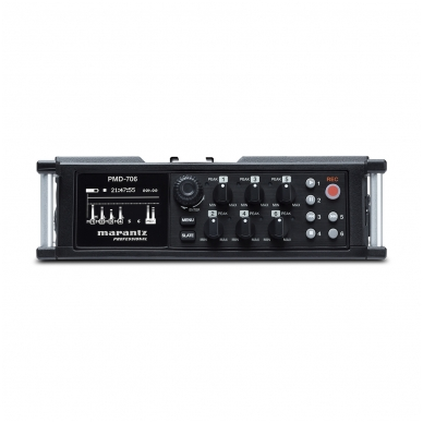 6 kanalų įrašymo įrenginys - Marantz PMD-706 6