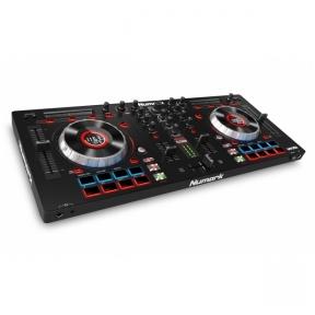 Numark Mixtrack Platinum - DJ Controller With Jog Wheel Display