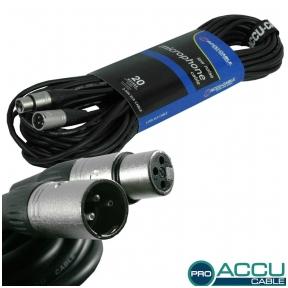 ADJ AC-PRO-XMXF/20 XLR 20m Cable