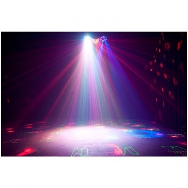 ADJ Boom Box FX-2 4-in-1 Lighting Effects 4