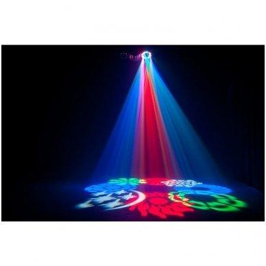 ADJ Boom Box FX-2 4-in-1 Lighting Effects 7