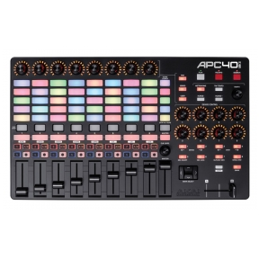 AKAI APC-40 MKII MIDI Pad Controller