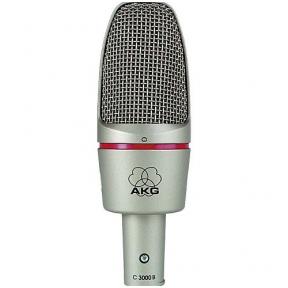 AKG C-3000 B Large diaphragm condenser microphone
