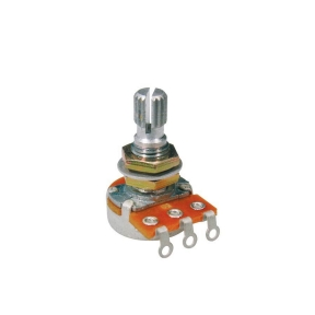 ALPS PM-250-AS small 250K audio (volume) potentiometer