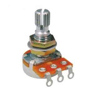 ALPS PM-500-AS Small 500K Audio (Volume) Potentiometer