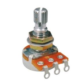 ALPS PM-500-BS Small 500K Linear (Tone) Potentiometer