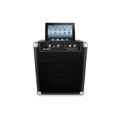 ALESIS TRANSACTIVE WIRELESS Portable Powered Bluetooth Speaker System 3