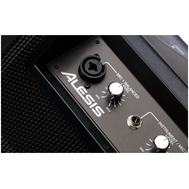 ALESIS TRANSACTIVE WIRELESS Portable Powered Bluetooth Speaker System 4