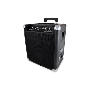 ALESIS TRANSACTIVE WIRELESS Portable Powered Bluetooth Speaker System 2