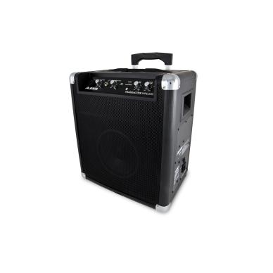 ALESIS TRANSACTIVE WIRELESS Portable Powered Bluetooth Speaker System 2