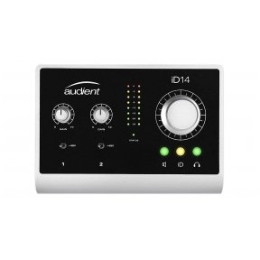 Audient iD14 10-in/4-out USB Audio Interface