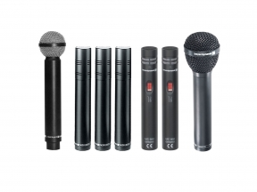 Mikrofonų komplektai