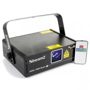 BeamZ Ariel Laser 350mW RGB Beam DMX IRC 152.800