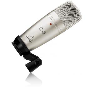 Kondensatorinis mikrofonas - Behringer C-3