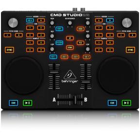 Behringer CMD STUDIO 2A 2-Deck DJ Controller