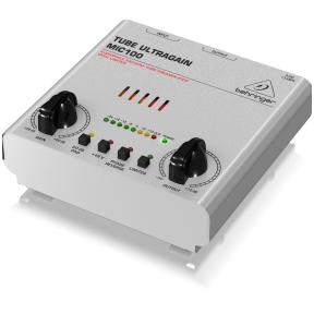 Behringer MIC-100 Tube Ultragain Preamp