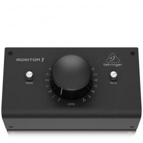 Kolonėlių garso valdiklis - BEHRINGER MONITOR1