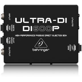 Passive DI-Box - Behringer ULTRA-DI DI600P