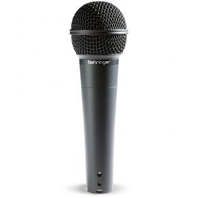 Vokalinis dinaminis mikrofonas - Behringer XM-8500