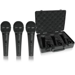 Mikrofonų komplektas - Behringer XM-1800S
