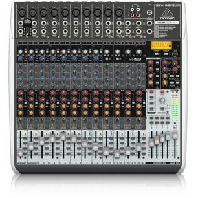 Behringer XENYX-QX2442USB 24-Input 4/2-Bus Mixer