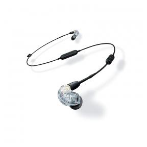 Belaidės garsą izoliuojančios ausinės - Shure SE215-CL-BT1-EFS
