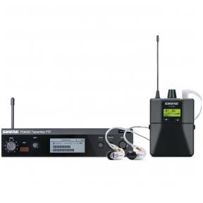 Bevielė asmeninio monitoringo sistema - Shure P3TERA215CL
