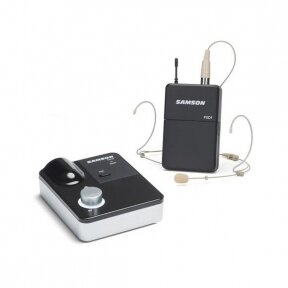 Bevielis mikrofonas - Samson - XPDm Headset