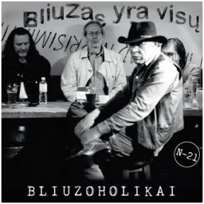 Bliuzoholikai – Bliuzoholikai (CD)