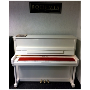 Bohemia Exclusive-123A WH Piano