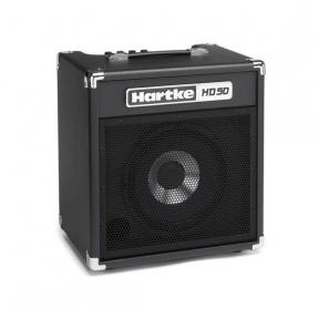 Bosinės gitaros stiprintuvas HARTKE HD-50 COMBO