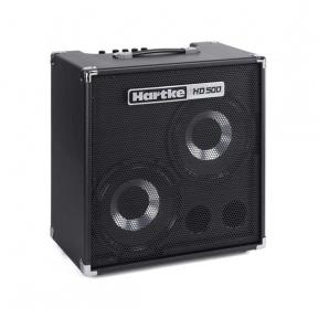 Bosinės gitaros stiprintuvas HARTKE HD-500 2x10 COMBO