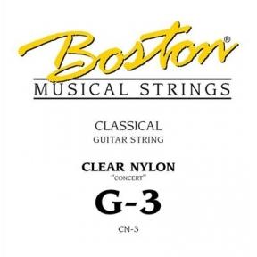 Boston CN-3 Concert Series G-3 String For Classic Guitar