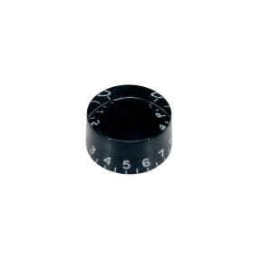 Boston KB-110 Speed Knob - Transparent Black