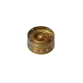 Boston KG-110 Speed Knob - Transparent Gold
