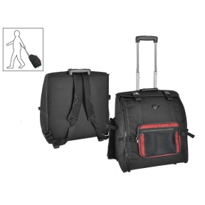 CNB PAB-16120 Accordion Trolley Bag