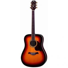 Akustinė Gitara Crafter D-8/TS Tobacco Sunburst
