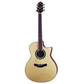 Akustinė Gitara Su Pajungimu Crafter GLXE-2500/MH/N Natural