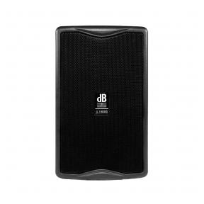 "dB Technologies MiniBox L-160 D 160W 2x 5"" Active Commercial Speaker"