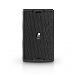 "dB Technologies MiniBox L-80D 80W 2x 4"" Active Commercial Speaker"